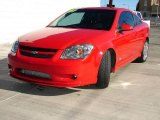 2007 Victory Red Chevrolet Cobalt SS Supercharged Coupe #26000282