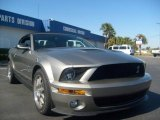 2009 Ford Mustang Shelby GT500 Convertible Data, Info and Specs