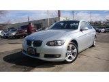 2007 Titanium Silver Metallic BMW 3 Series 328xi Coupe #26068249