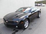 2010 Black Chevrolet Camaro LT Coupe #26068551