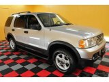 2003 Silver Birch Metallic Ford Explorer XLT 4x4 #26068417