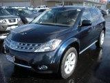 2006 Midnight Blue Pearl Nissan Murano SL #26068271
