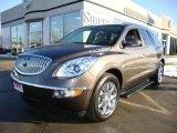 2008 Cocoa Metallic Buick Enclave CXL #26068130