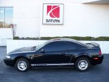 1999 Black Ford Mustang V6 Coupe #26068594