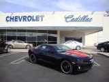 2010 Black Chevrolet Camaro SS/RS Coupe #26068471