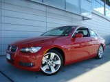 2008 Crimson Red BMW 3 Series 335xi Coupe #26068055