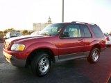 2003 Redfire Metallic Ford Explorer Sport XLS #26068641