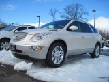 2010 White Diamond Tricoat Buick Enclave CXL AWD #26068518