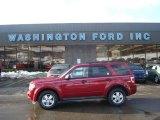 2009 Sangria Red Metallic Ford Escape XLT V6 4WD #26125646