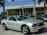 2006 Satin Silver Metallic Ford Mustang GT Premium Coupe #26125171