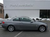 2007 Space Gray Metallic BMW 3 Series 328xi Coupe #26125322