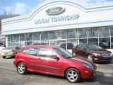 2003 Infra-Red Ford Focus ZX3 Coupe #26125509
