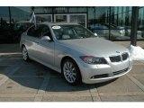 2006 Titanium Silver Metallic BMW 3 Series 330i Sedan #2598993