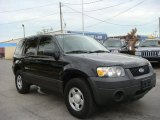 2006 Black Ford Escape XLS #26125689