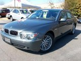 2003 Titanium Grey Metallic BMW 7 Series 745Li Sedan #2593348