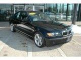 2004 Jet Black BMW 3 Series 325i Sedan #2598992