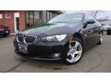 2007 Black Sapphire Metallic BMW 3 Series 328xi Coupe #26125548