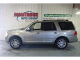 2008 Vapor Silver Metallic Lincoln Navigator Elite 4x4 #26125856