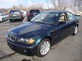 2004 Oxford Green Metallic BMW 3 Series 325i Sedan #26125219