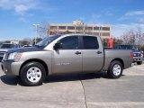2007 Granite Nissan Titan LE Crew Cab #26125749