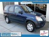 2006 Royal Blue Pearl Honda CR-V LX #26125229