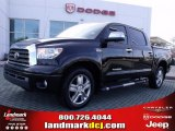 2007 Black Toyota Tundra Limited CrewMax #26125472
