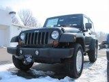 2010 Black Jeep Wrangler Sport 4x4 #26125790