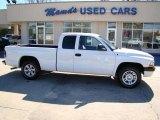 2004 Bright White Dodge Dakota Sport Club Cab #26125621