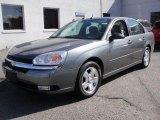 2005 Medium Gray Metallic Chevrolet Malibu LT V6 Sedan #26125299