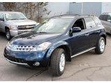 2006 Midnight Blue Pearl Nissan Murano SL AWD #26177614