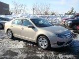 2010 Smokestone Metallic Ford Fusion SE #26177345