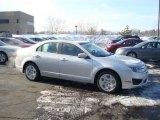 2010 Brilliant Silver Metallic Ford Fusion SE #26177346