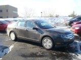 2010 Tuxedo Black Metallic Ford Fusion SE #26177347