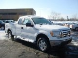 2010 Oxford White Ford F150 XLT SuperCab 4x4 #26177353