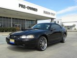 2002 Black Ford Mustang GT Coupe #26205447