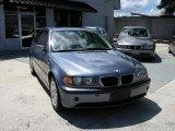 2003 Steel Blue Metallic BMW 3 Series 325i Sedan #262131