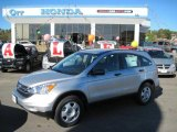 2010 Alabaster Silver Metallic Honda CR-V LX #26210398