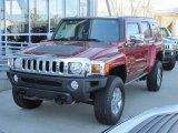 2010 Red Rock Metallic Hummer H3 Alpha #26210524