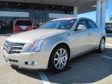 2009 Gold Mist Cadillac CTS Sedan #26210539