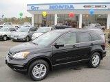 2010 Crystal Black Pearl Honda CR-V EX-L #26210439