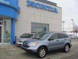 2007 Glacier Blue Metallic Honda CR-V EX 4WD #26210092