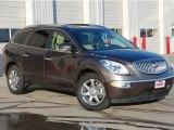2009 Cocoa Metallic Buick Enclave CXL AWD #26210100
