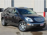 2009 Carbon Black Metallic Buick Enclave CXL AWD #26210101