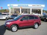 2008 Tango Red Pearl Honda CR-V EX #26210467