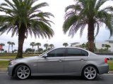2006 Silver Grey Metallic BMW 3 Series 330i Sedan #26210109
