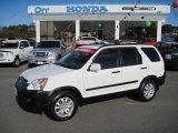 2006 Taffeta White Honda CR-V EX 4WD #26210472