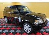 2004 Java Black Land Rover Range Rover HSE #26210613