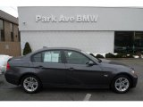 2008 Sparkling Graphite Metallic BMW 3 Series 328i Sedan #26210130