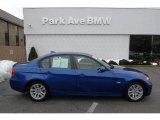 2007 Montego Blue Metallic BMW 3 Series 328xi Sedan #26210131