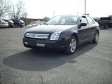 2008 Dark Blue Ink Metallic Ford Fusion SE V6 AWD #26210297